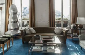 Interior Design Projects Top Interior Design Projects: Eclectic Parisian Home by Luis Laplace featured 7 324x208