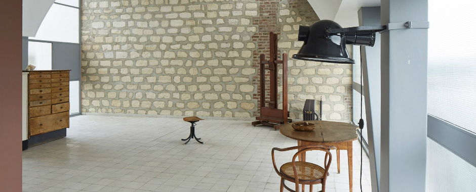 The Former Parisian Apartment of Le Corbusier Reopens to the Public