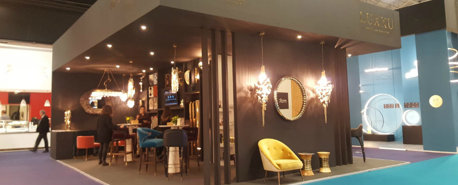 interior design Glamorous Interior Design Brands Bring Their A-Game to EquipHotel 2018 featured 6