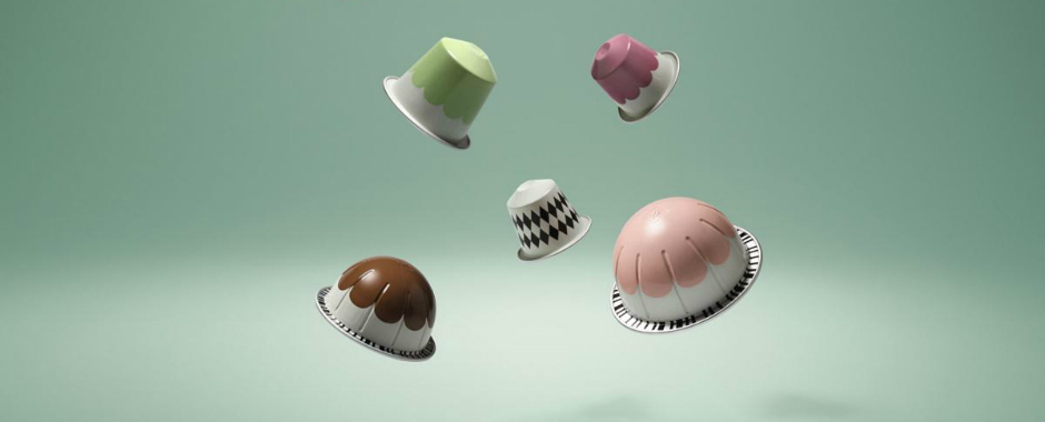 India Mahdavi and Nespresso Join Forces for Sweet Capsule Collection