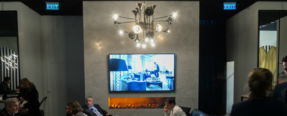 Visit this Outstanding Mid-Century Lighting Brand at EquipHotel Paris