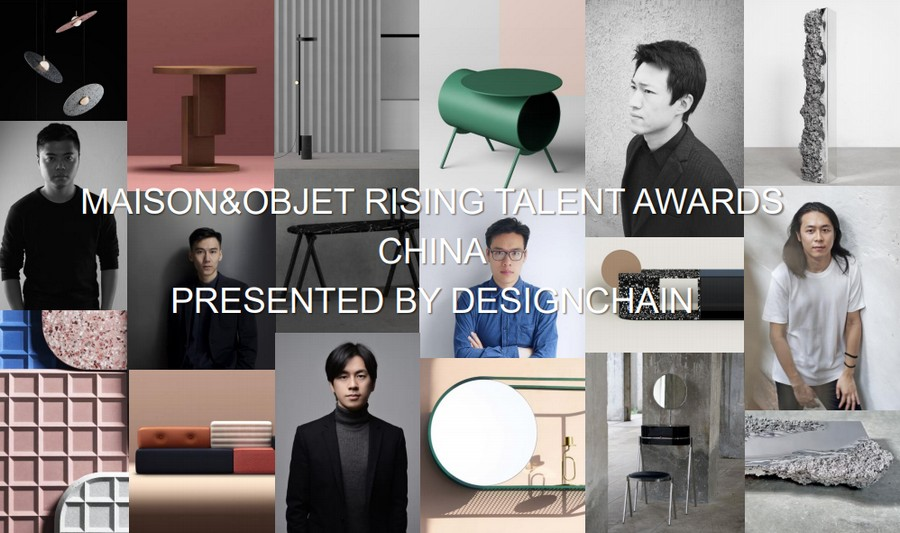 Design Guide Everything You Ought to Know for Maison et Objet 2019 33 maison et objet Designchain and Maison et Objet Present the Rising Talent Awards China Design Guide Everything You Ought to Know for Maison et Objet 2019 33