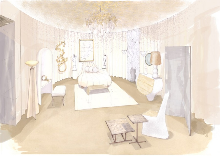Remember the Outstanding Rooms from the AD France's Intérieurs Show 9 ad france Remember the Outstanding Rooms from the AD France's Intérieurs Show Remember the Outstanding Rooms from the AD Frances Int  rieurs Show 9