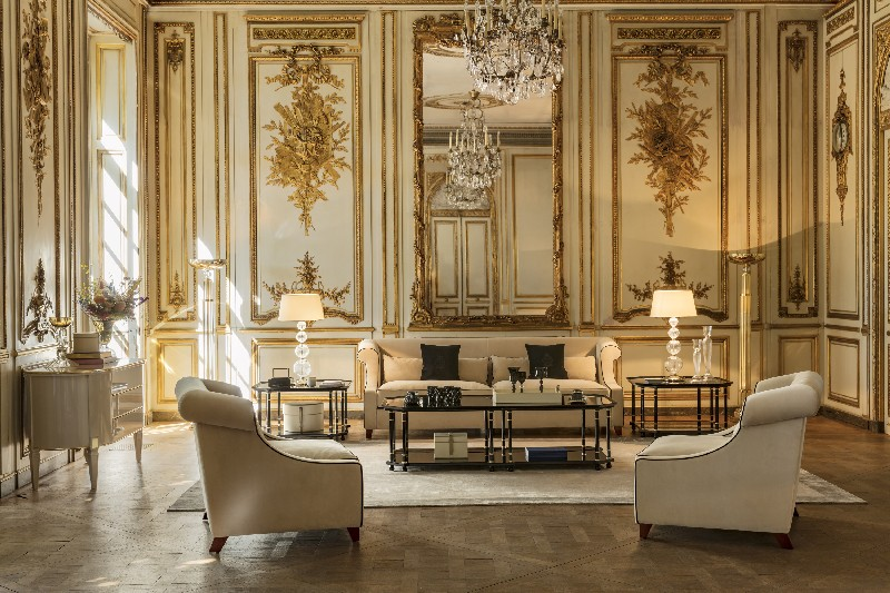 Be Inspired by the Classic Lines of Ritz Paris Home's New Collections (1) Ritz Paris Home Be Inspired by the Classic Lines of Ritz Paris Home's New Collections Be Inspired by the Classic Lines of Ritz Paris Homes New Collections 1