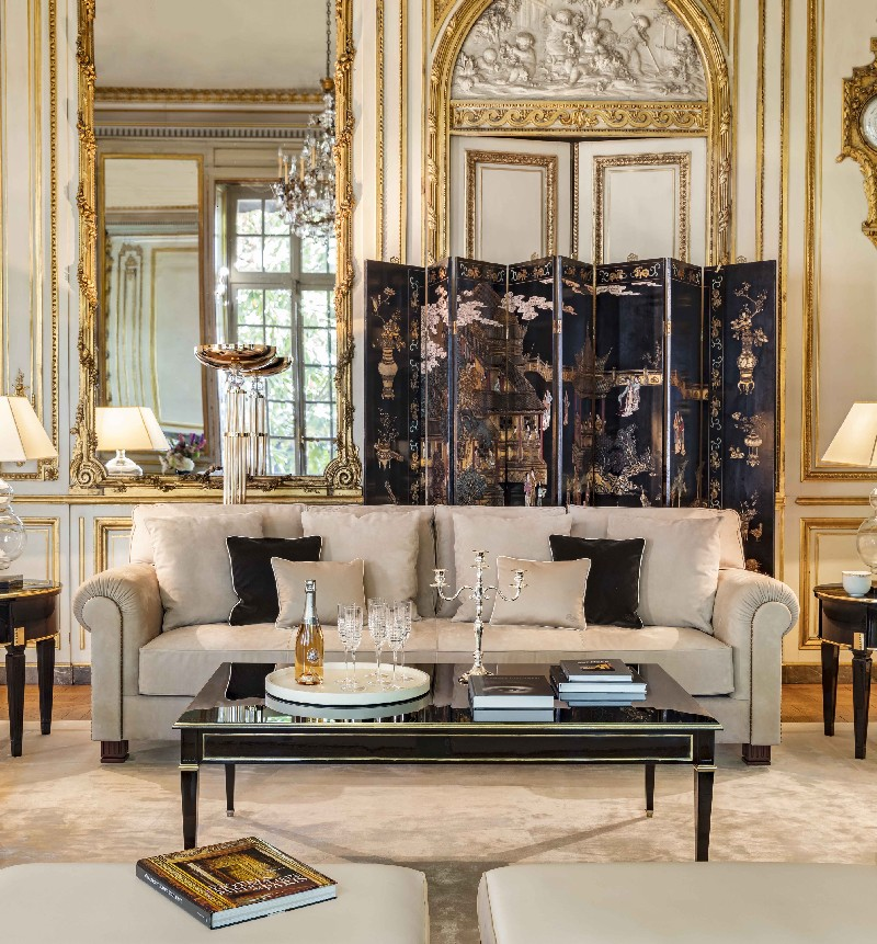 Be Inspired by the Classic Lines of Ritz Paris Home's New Collections (2) Ritz Paris Home Be Inspired by the Classic Lines of Ritz Paris Home's New Collections Be Inspired by the Classic Lines of Ritz Paris Homes New Collections 2