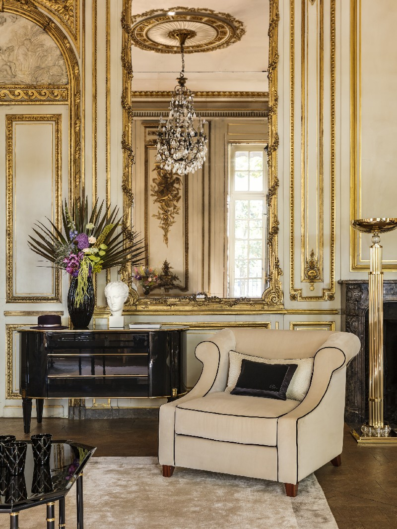 Be Inspired by the Classic Lines of Ritz Paris Home's New Collections (3) Ritz Paris Home Be Inspired by the Classic Lines of Ritz Paris Home's New Collections Be Inspired by the Classic Lines of Ritz Paris Homes New Collections 3