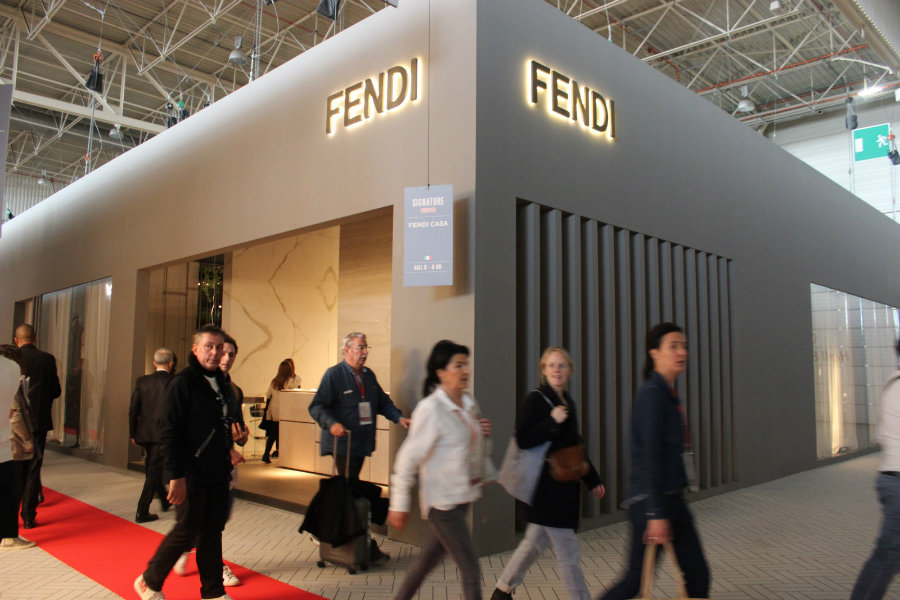 Maison et Objet 2019: here are the stands you can't miss! maison et objet 2019 Maison et Objet 2019: here are the stands you can't miss! Fendi Casa