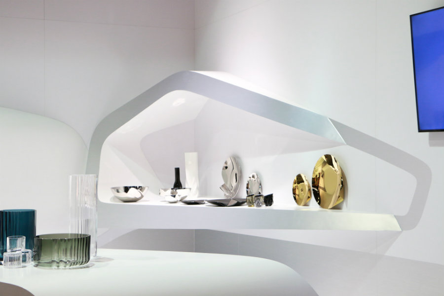 maison et objet Check out the very Best of from Maison et Objet ZahaHadid9