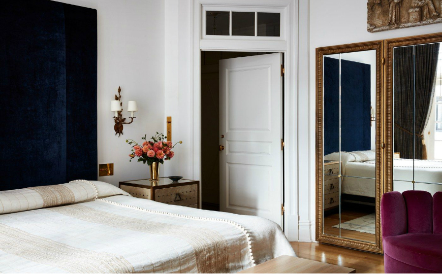 Parisian Pied-à-Terre Discover a NYC Apartment that is Styled Like a Parisian Pied-à-Terre featured 5