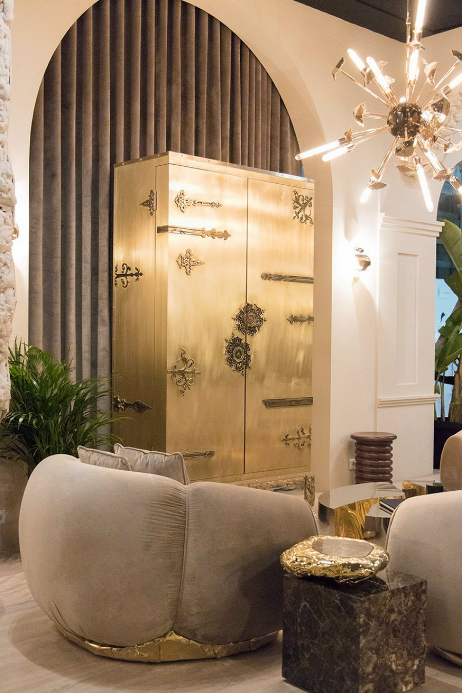 MAISON ET OBJET : A LOOK INTO SOME OF THE NEW PIECES maison et objet MAISON ET OBJET : A LOOK INTO SOME OF THE NEW PIECES savage bar cabinet