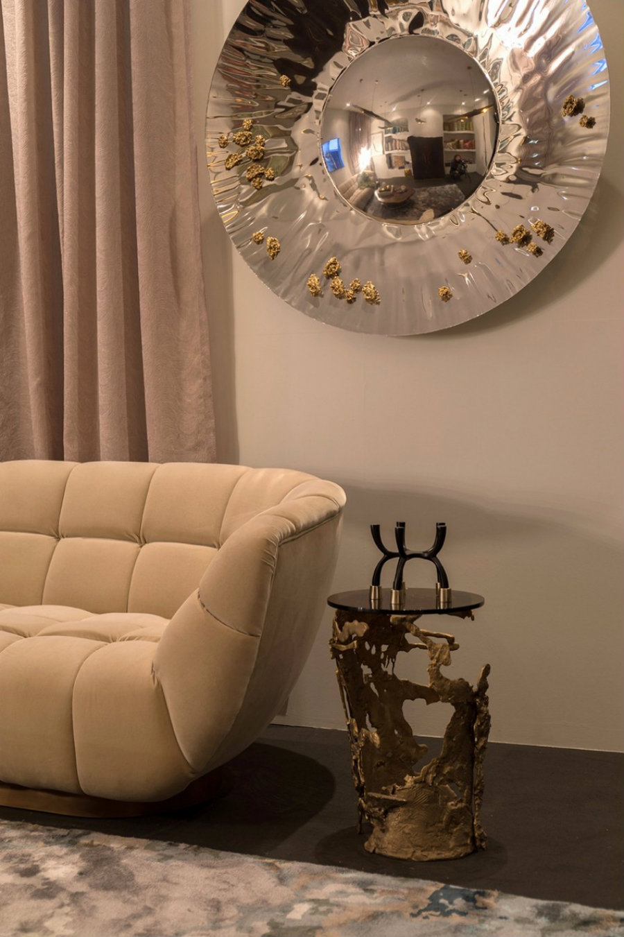 MAISON ET OBJET : A LOOK INTO SOME OF THE NEW PIECES maison et objet MAISON ET OBJET : A LOOK INTO SOME OF THE NEW PIECES saya mirror