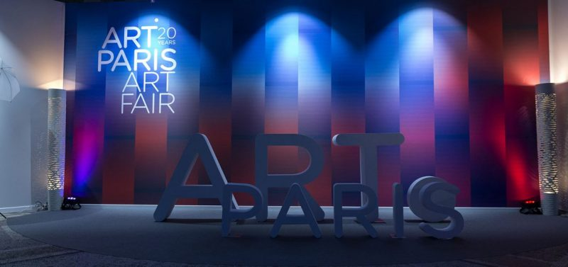 Everything You Can't Miss At Art Paris 2019 art paris 2019 Everything You Can't Miss At Art Paris 2019 Art Paris    Marc Domage 2018 9webb e1551344745269