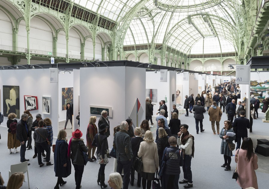 The 2019 Art Paris Will Focus on Women Artists and Latin America Art 6 Art Paris The 2019 Art Paris Will Focus on Women Artists and Latin America Art The 2019 Art Paris Will Focus on Women Artists and Latin America Art 6