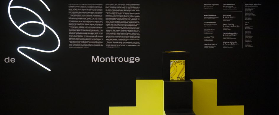 Salon de Montrouge, The Event to Be For Emerging Artists salon de montrouge Salon de Montrouge, The Event to Be For Emerging Artists 62e Salon de Montrouge 944x390