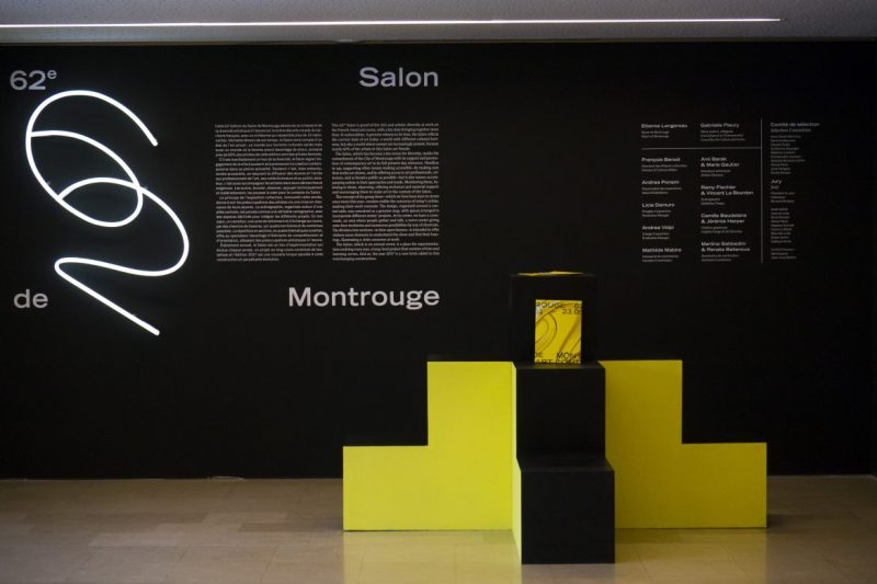 Salon de Montrouge, The Event to Be For Emerging Artists salon de montrouge Salon de Montrouge, The Event to Be For Emerging Artists 62e Salon de Montrouge e1553073774549
