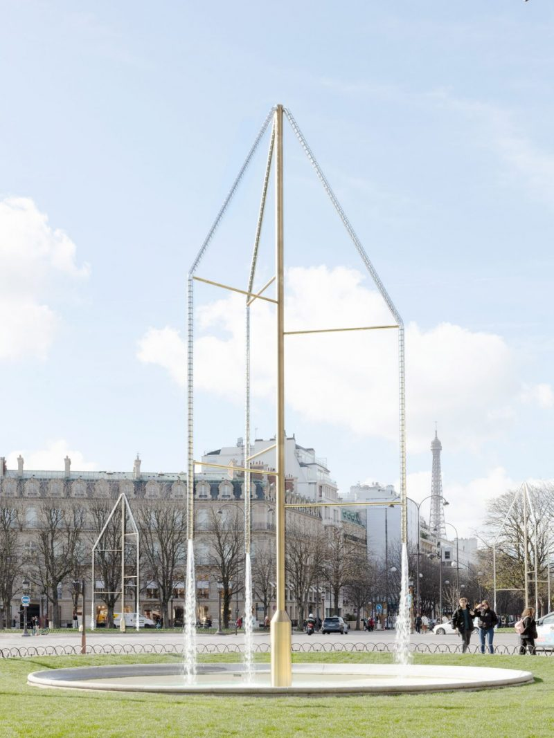 Bouroullec Brothers Transform Paris Fountains With Swarovski Crystals bouroullec brothers swarovski Bouroullec Brothers Transform Paris Fountains With Swarovski Crystals bouroullec brothers paris fountains installation design dezeen 2364 col 2 e1553592173287