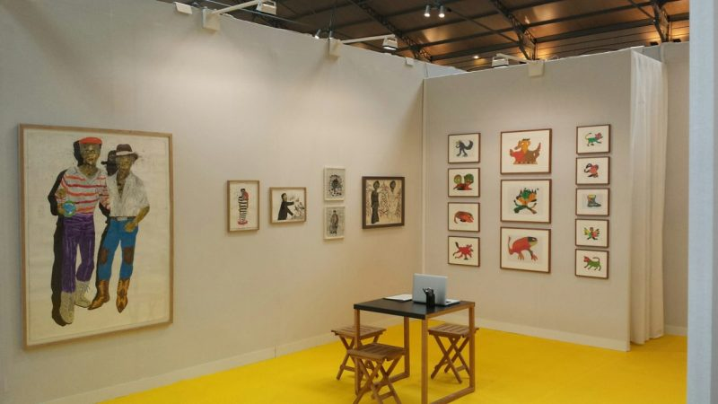What You Can't Miss At Drawing Now Art Fair 2019 drawing now art fair 2019 What You Can't Miss At Drawing Now Art Fair 2019 drawingnow carreaudutemple espacemagnina 3 e1553008804648