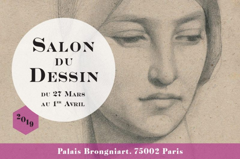 Salon Du Dessin 2019, The Major Event For Drawing Collections salon du dessin 2019 Salon Du Dessin 2019, The Major Event For Drawing Collections salondudessin19 e1553013229155