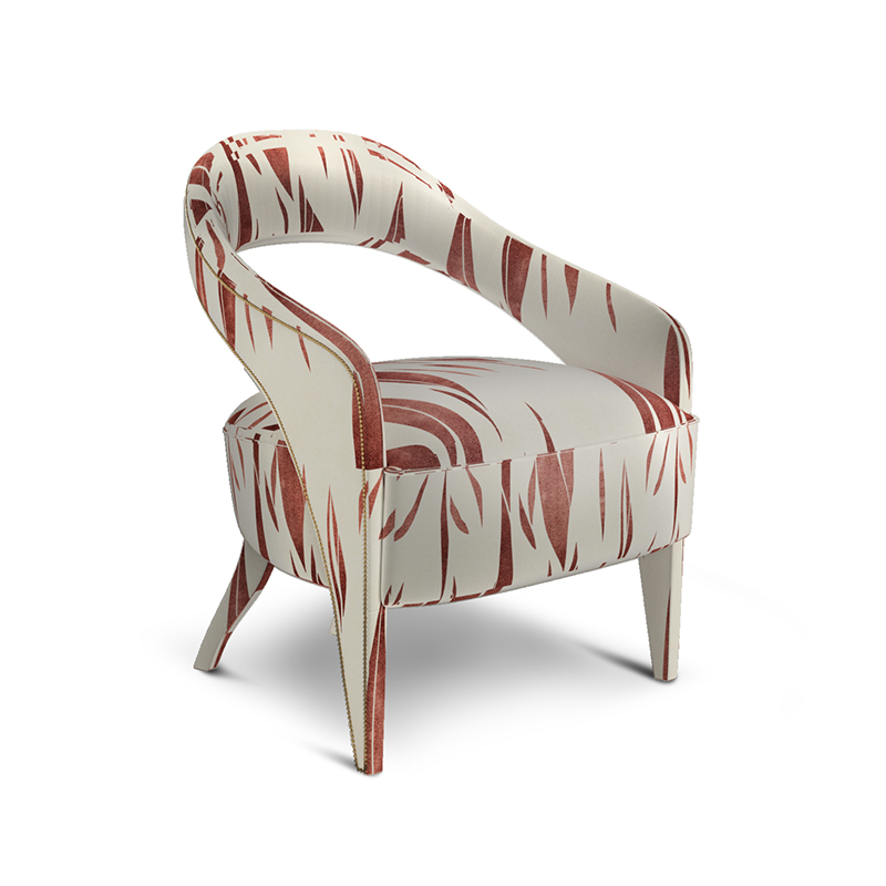 animal print trend Animal Print, The Perfect Trend To Your Home Décor tellus haar armchair 1
