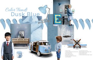 Dusk Blue Trend And Its Amazing Home Décor Ideas dusk blue Dusk Blue Trend And Its Amazing Home Décor Ideas Color Trends 2019 Get Ready For Summer With Dusk Blue 1 324x208