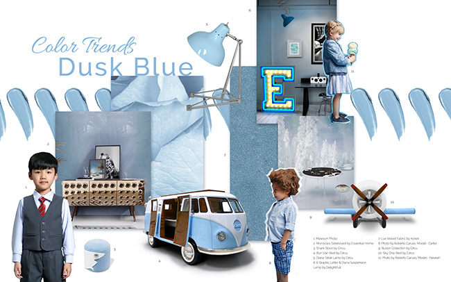 Dusk Blue Trend And Its Amazing Home Décor Ideas dusk blue Dusk Blue Trend And Its Amazing Home Décor Ideas Color Trends 2019 Get Ready For Summer With Dusk Blue 1