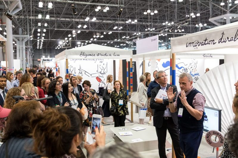 ICFF 2019 Hosts Norki, An Amazing French Luxury Brand icff 2019 ICFF 2019 Hosts Norki, An Amazing French Luxury Brand icff nyc pic e1555415872948
