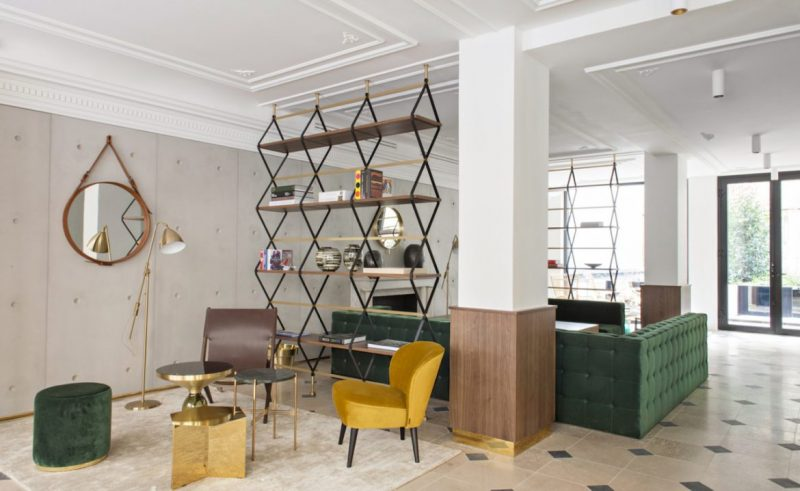 Hôtel Parister: A Modern Boutique Hotel In The Heart Of Paris hotel parister Hotel Parister: A Modern Boutique Hotel In The Heart Of Paris parister hotel 30 e1556635729992