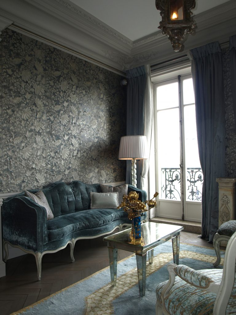 Chahan Minassian, An Inspiration On French Interior Design chahan minassian Chahan Minassian, An Inspiration On French Interior Design quai voltaire chahan minassian 6 768x1024