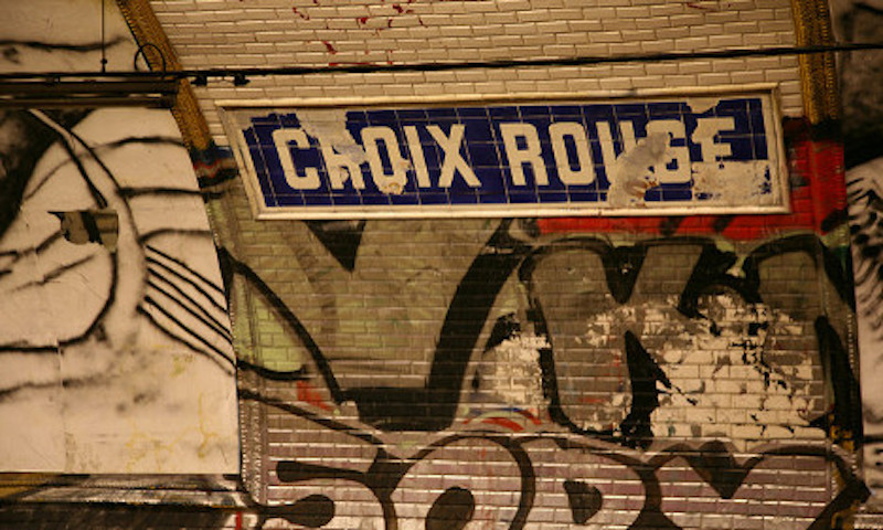 Croix Rouge Metro Station Will Be Transformed Into A Stylish Bar [object object] Croix Rouge Metro Station Will Be Transformed Into A Stylish Bar 1556533180 811104f8d873cb9f67f25e64713eea1f4b1c59c7728e2b1cb65f6cb20aaf5cf9 1