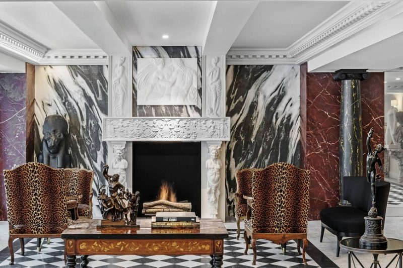 Fall In Love With The Sophisticated Fireplaces In These Paris Hotels fireplaces Fall In Love With The Sophisticated Fireplaces In These Paris Hotels Berri e1557228200990