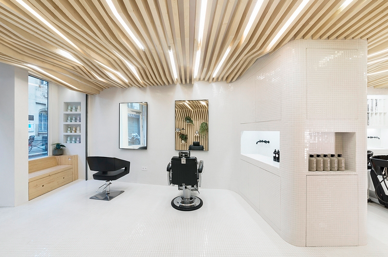 Joshua Florquin Gives A Relaxing Forest Vibe To This Beauty Salon joshua florquin Joshua Florquin Gives A Relaxing Forest Vibe To This Beauty Salon Captura de ecra   2019 05 07 a  s 15
