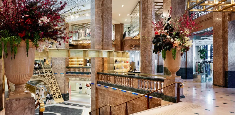 Bjarke Ingels Group Designed a Flagship Store At Galleries Lafayette bjarke ingels group Bjarke Ingels Group Designed a Flagship Store At Galleries Lafayette Captura de ecra   2019 05 07 a  s 16