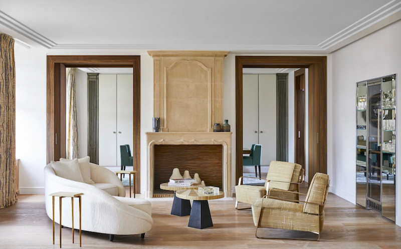 Admire The Exquisite Interior Projects From Stéphanie Coutas