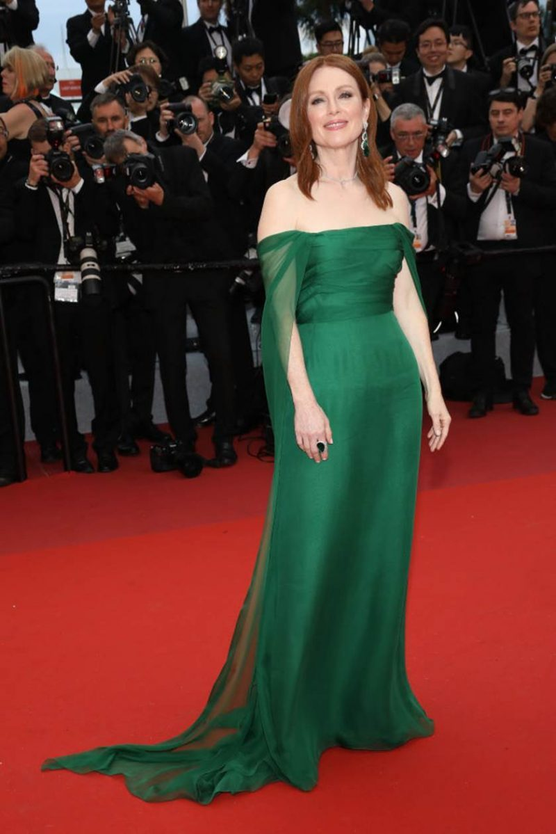 72º Festival de Cannes, Inside The Most Glamorous Film Event festival de cannes 72º Festival de Cannes, Inside The Most Glamorous Film Event Julianne Moore usou Dior a pre   estreia de The Dead Dont Die e1558091024736