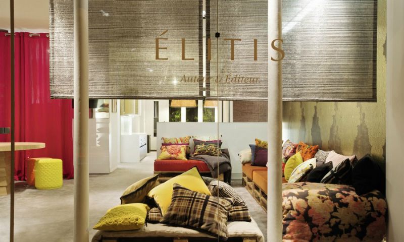 Be Amazed By The Élitis Mesmerizing Showroom In Paris  élitis Be Amazed By The Élitis Mesmerizing Showroom In Paris The Top 5 Design Showrooms To See At Paris Deco Off 2019 6 1