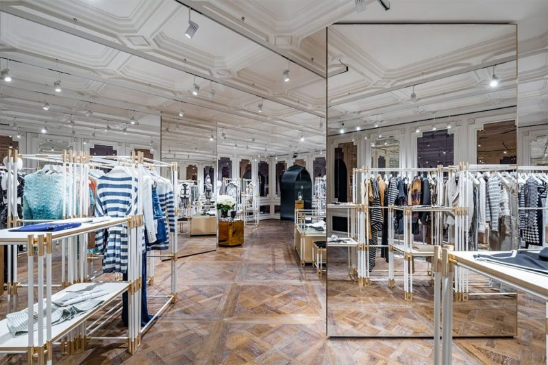 Behold The New Concept On Balmain's Paris Flagship Store balmain Behold The New Concept On Balmain's Paris Flagship Store balmain paris new flagship store 08 e1557219889713