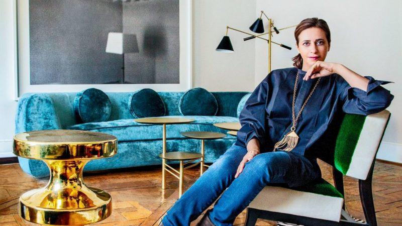 Discover The Most Fabulous Top 20 Interior Designers Based in Paris top 20 interior designers Discover Fabulous Top 20 Interior Designers Based in Paris – Part I 1016 india mahdavi 1 e1560943382586
