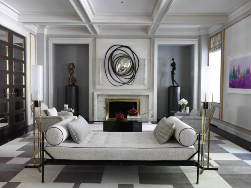 Discover The Most Fabulous Top 20 Interior Designers Based in Paris top 20 interior designers Discover Fabulous Top 20 Interior Designers Based in Paris – Part I 280 4x6 907 5th Avenue living room