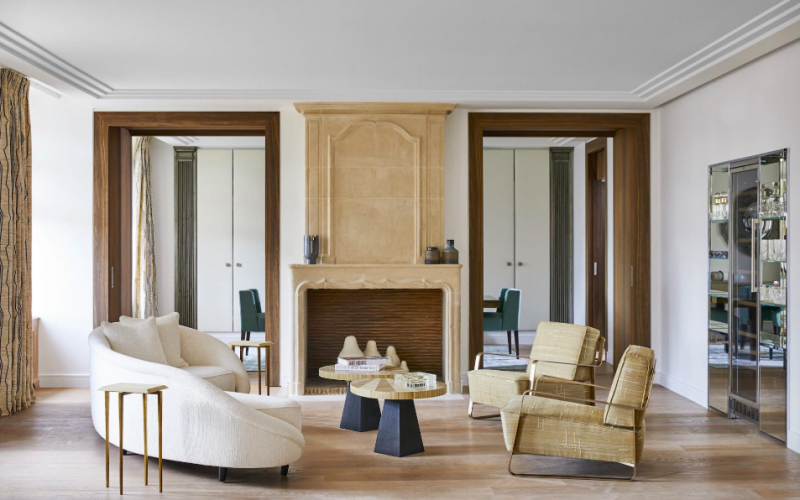 Top 20 French Interior Designers To Follow In 2019 [object object] Discover Top 10 French Interior Designers Based in Paris – Part II Captura de ecra   2019 06 25 a  s 16