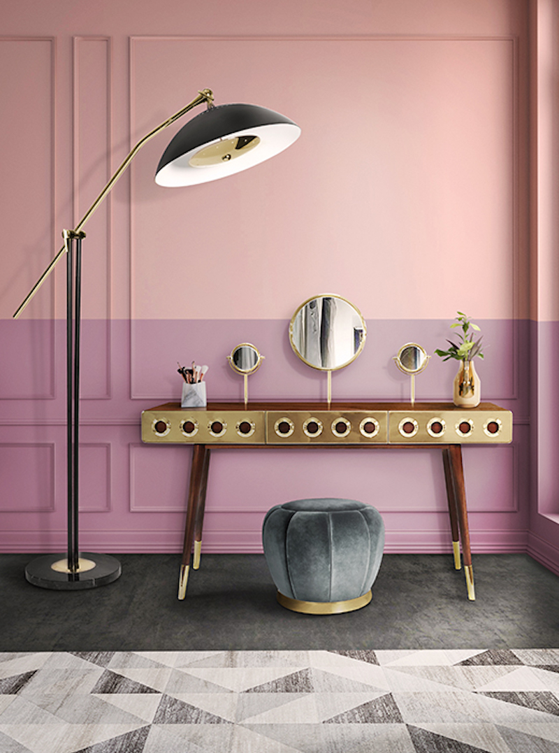 Discover The Most Stylish Pieces On A Chic Urban Décor chic urban décor Discover The Most Stylish Pieces On A Chic Urban Décor monocles dressing table 1 1
