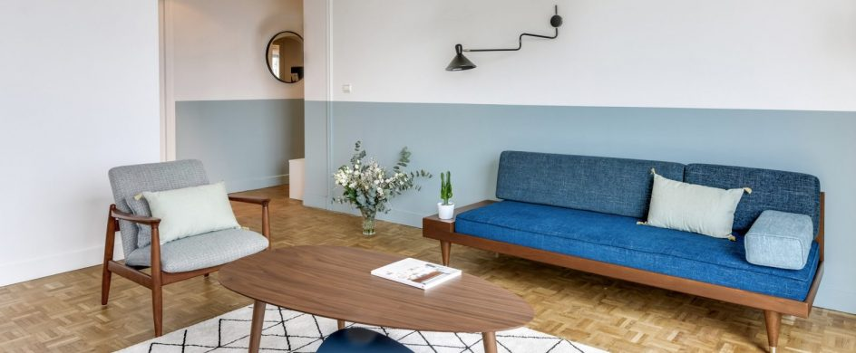 Discover Top 10 French Interior Designers Based in Paris - Part VI french interior designers Discover Top 10 French Interior Designers Based in Paris – Part VI SEJOUR SALON VUE 1 REALISATION CLAIRE CLERC GRANGE AUX LOUP PARIS 10 1600x960 944x390
