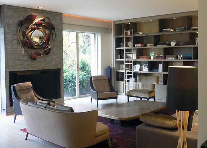 didier gomez Didier Gomez Creates A Peaceful Setting In Paris appartement prive 16arr 02
