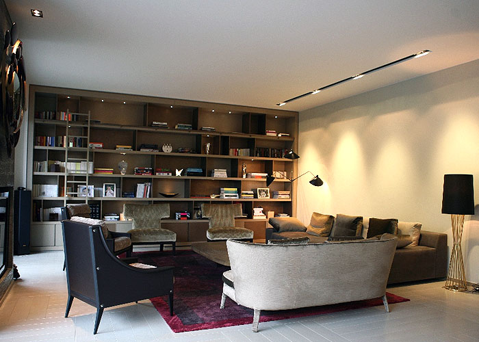 Didier Gomez Creates A Peaceful Setting In Paris didier gomez Didier Gomez Creates A Peaceful Setting In Paris appartement prive 16arr 03