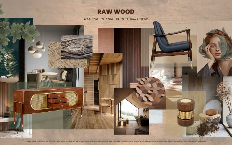 raw wood Fall In Love With The Raw Wood Trend Fall In Love With The Raw Wood Trend