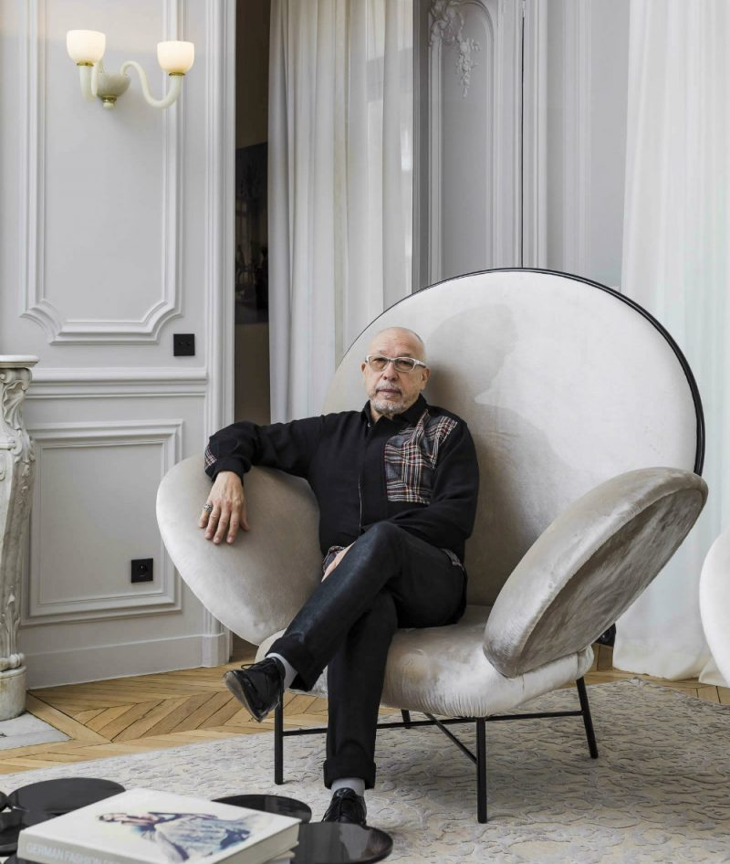 gérard faivre Gérard Faivre, The Eccentricity Behind Luxury Interior Design G  rard Faivre The Eccentricity Behind Luxury Interior Design 1 e1565022192566