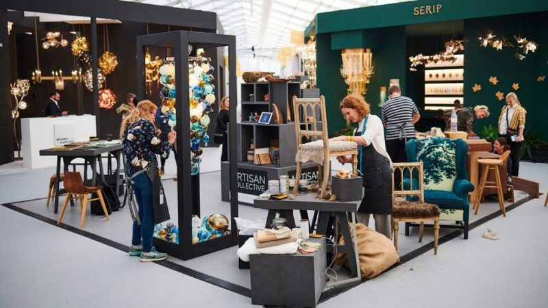 decorex international 2019 Decorex International 2019: What To Expect From This Edition Decorex International 2019 What To Expect From This Edition 2 e1568298775965