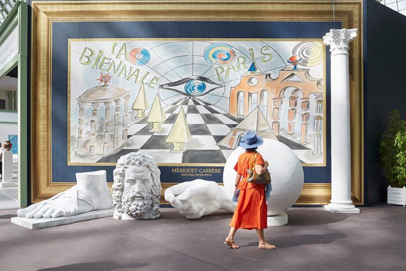 la biennale paris 2019 La Biennale Paris 2019: Highlights Of The Universelle Art Fair La Biennale Paris 2019 Highlights Of The Universelle Art Fair 4 e1568718485974