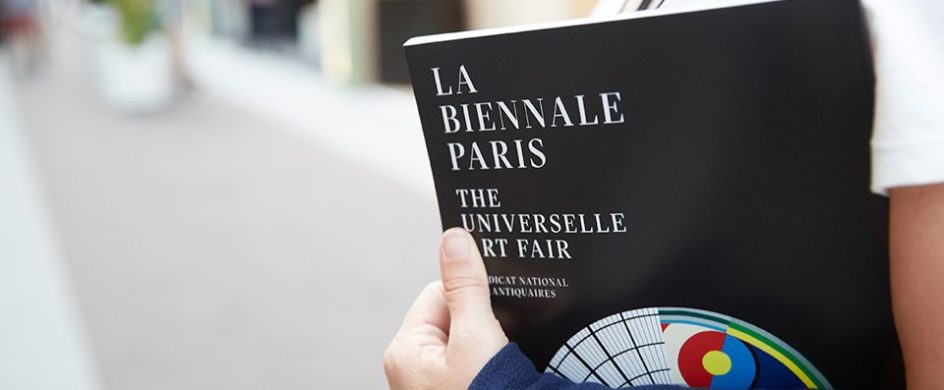 la biennale paris 2019 La Biennale Paris 2019: Highlights Of The Universelle Art Fair La Biennale Paris 2019 Highlights Of The Universelle Art Fair 944x390