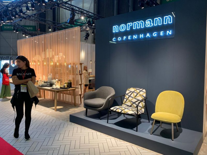 maison et objet 2019 Maison Et Objet 2019: Upholstery With Innovative Design Statement Maison Et Objet 2019 Upholstery With Innovative Design Statement e1568041020653