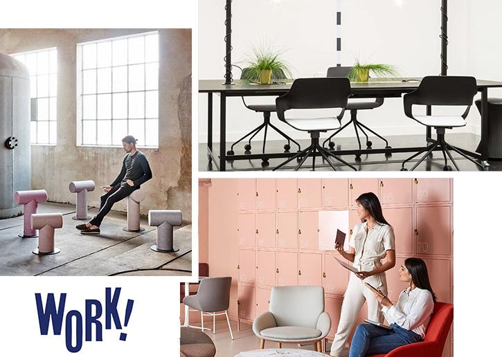 maison et objet 2019 work making workplaces feel like. Black Bedroom Furniture Sets. Home Design Ideas